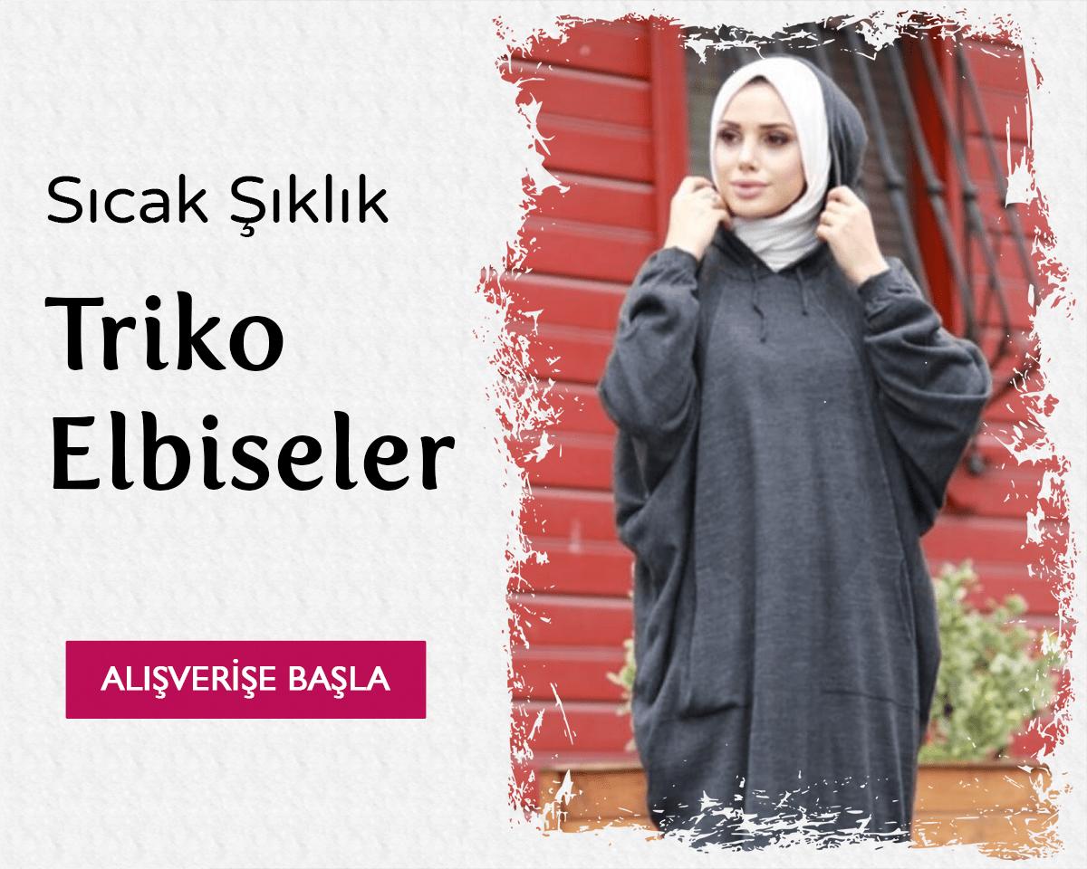 Triko Elbiseler
